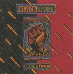 Black Uhuru - Iron Storm