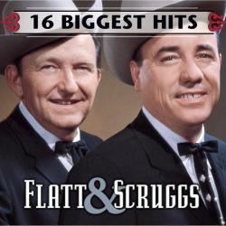 Flatt & Scruggs - 16 Biggest Hits
