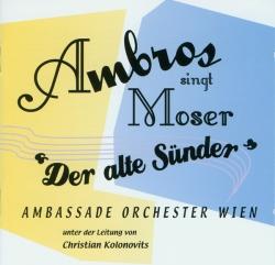 Wolfgang Ambros - Ambros Singt Moser