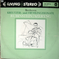 Arthur Rubinstein - Kreutzer- Und Frühlingsssonate