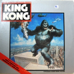 John Barry - King Kong (Original Sound Track)