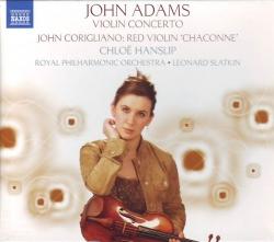 Leonard Slatkin - Violin Concerto - Red Violin 'Chaconne'