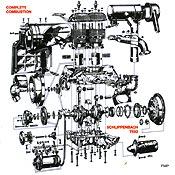 Alexander von Schlippenbach Trio - Complete Combustion