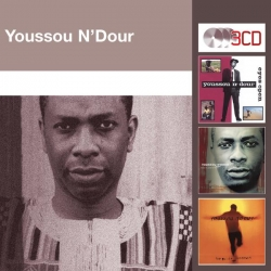 YOUSSOU N'DOUR - Eyes open / Joko from village to town / The guide
