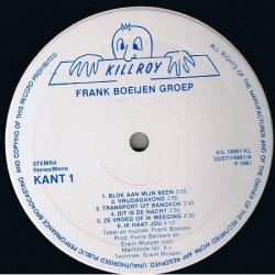 Frank Boeijen Groep - Frank Boeijen Groep