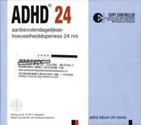 ADHD - Aanbevolen Dagelijkse Hoeveelheid Dopeness