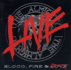 The Almighty - Blood, Fire & Live