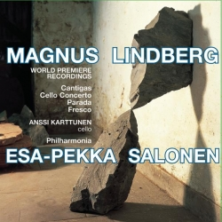 Esa-Pekka Salonen - The Music of Magnus Lindberg