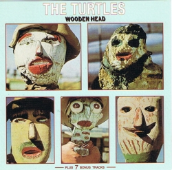 The Turtles - Wooden Head