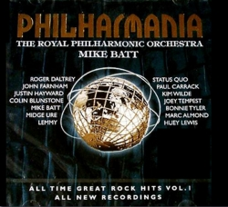 Mike Batt - Philharmania - Vol. 1