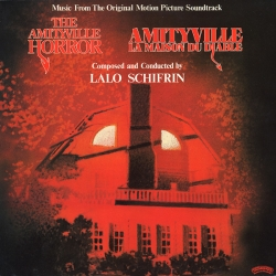Lalo Schifrin - The Amityville Horror / Amityville La Maison Du Diable (Music From The Original Motion Picture Soundtrack)
