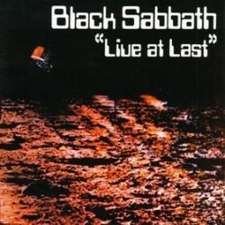 Black Sabbath - Live At Last