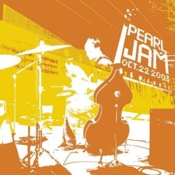 Pearl Jam - Live At Benaroya Hall - Oct.22, 2003