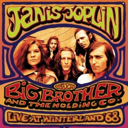 Janis Joplin with Big Brother And The Holding Company - Janis Joplin Live At Winterland '68