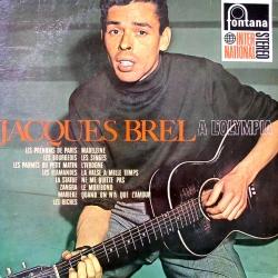 Jacques Brel - A L'Olympia