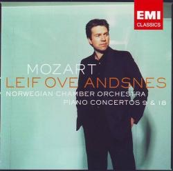 Wolfgang Amadeus Mozart - Piano Concertos 9 & 18