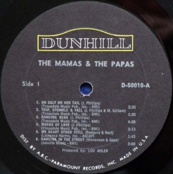 The Mamas & The Papas - Mamas & The Papas, The