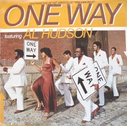 One Way feat. Al Hudson - Untitled