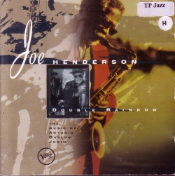 Joe Henderson - Double Rainbow - The Music Of Carlos Jobim