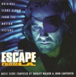 John Carpenter - John Carpenter's Escape From L.A. - Original Score Album From The Motion Picture