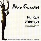 Alex Cundari - Musique D'Afrique
