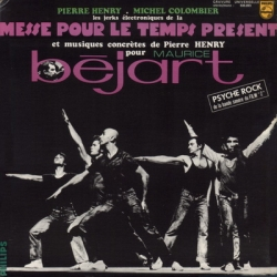 Michel Colombier - Messe Pour Le Temps Present