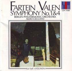Aldo Ceccato - Symphony No. 1&4