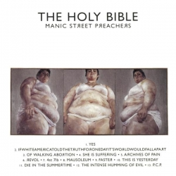 Manic Street Preachers - The Holy Bible - 10th Anniversary Edition