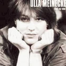 Ulla Meinecke - Viel zu Viel