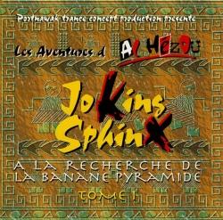 Joking Sphinx - A La Recherche De La Banane Pyramide