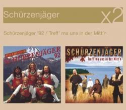 Schürzenjäger - Zillertaler Schürzenjäger 92 / Treff' ma uns in der Mitt'n