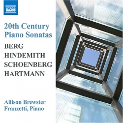 Alban Berg - 20th Century Piano Sonatas