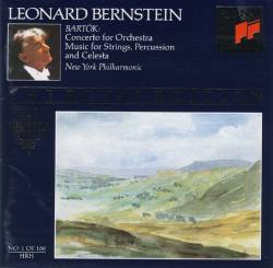 Leonard Bernstein - Concerto For Orchestra / Music For Strings, Percussion And Celesta