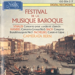 Johann Pachelbel - Festival De La Musique Baroque