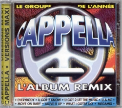 Cappella - L'Album Remix