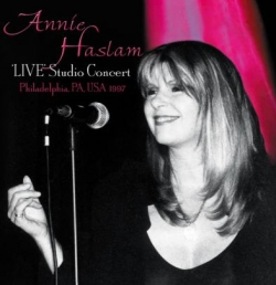 Annie Haslam - Live Studio Concert Philadelphia 1997
