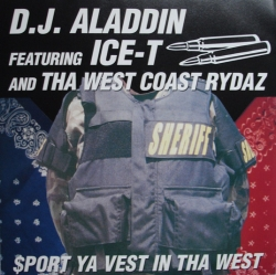 Ice-T - $port Ya Vest In Tha West