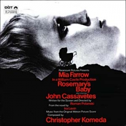 Krzysztof Komeda - Rosemary's Baby - Music From The Motion Picture Score