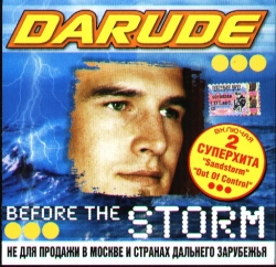Darude - Before The Storm Vol. 1