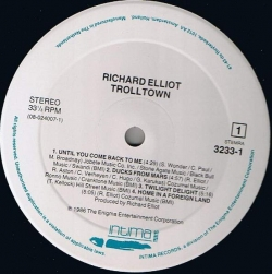 Richard Elliot - Trolltown