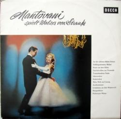 Mantovani - Mantovani Spielt Walzer Von Strauß