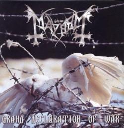 mayhem - Grand Declaration Of War