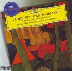 Berliner Philharmoniker - Symphonie No. 5 / Le Sacre Du Printemps
