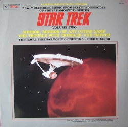 Fred Steiner - Star Trek - Volume Two (Music Adapted From Selected Episodes Of The Paramount TV Series)