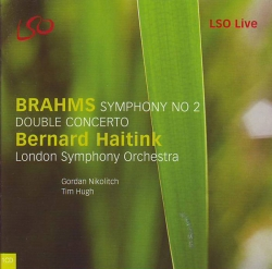 Johannes Brahms - Symphony No 2 | Double Concerto