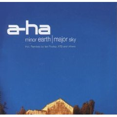 a-ha - Minor Earth Major Sky (Single)