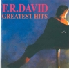 F.R. David - Greatest Hits (1991)