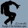 DoppelgangeR - Voyage Of The Homeless Spies (2010)