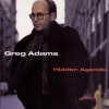 Greg Adams - Hidden Agenda (1995)