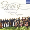 Edvard Grieg - Holberg Suite • Music For String Orchestra (2006)